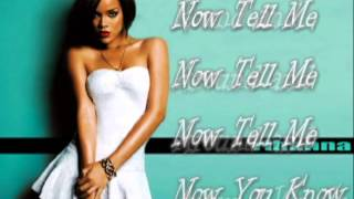 Rihanna - Stay Remix w/Lyrics