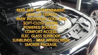 "BMW 760LI M SPORT SALOON ""mudahbeli keretaunreg"""