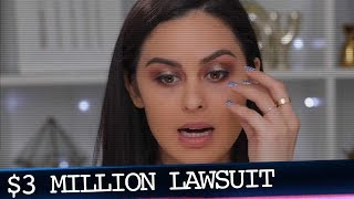 Christen Dominique SUED FOR $3 MILLION Over Beauty Line Gone South