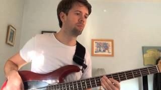 Bass Cover - Mind the Gaps - Rockschool Grade 8