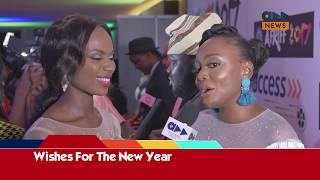 Accelerate News- What Naija Celebrities Truly Wish For The New Year width=
