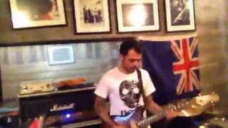 """""""In The Mood For Love"""" jamming cover version @ Doggy House"""