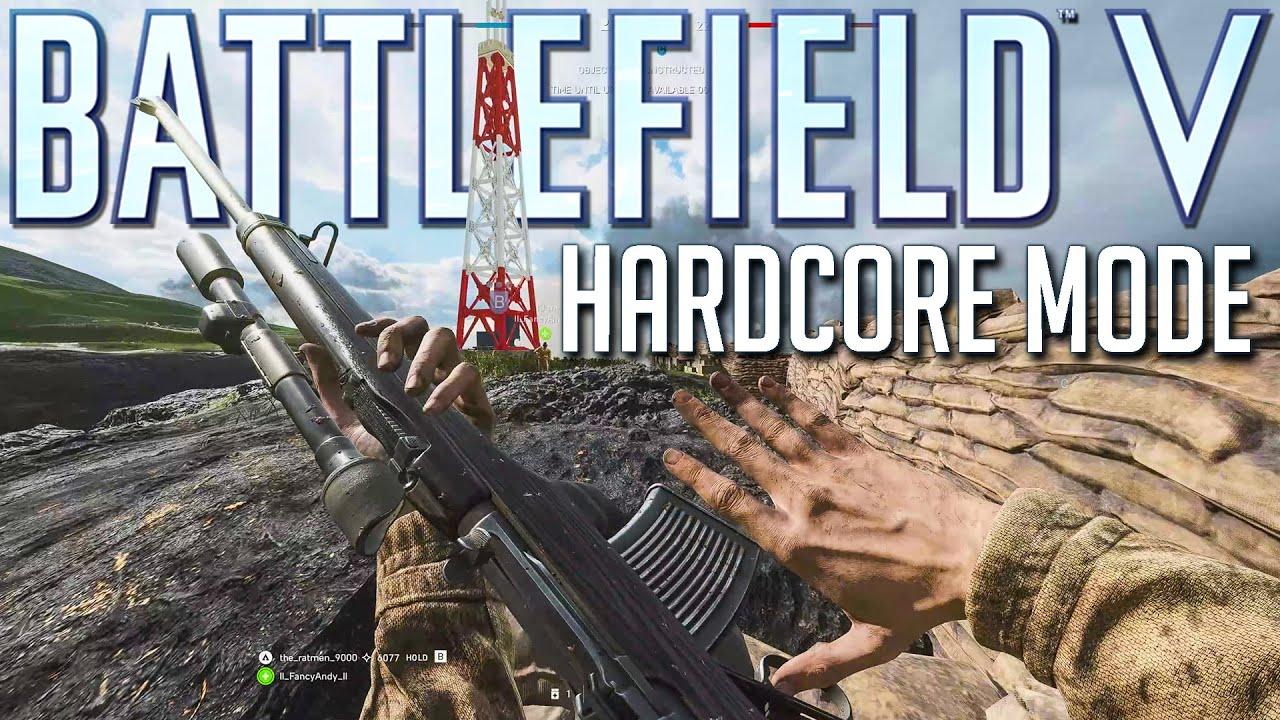 AKA-ART - The Battlefield 5 Hardcore experience (BF5 Pacific Gameplay)