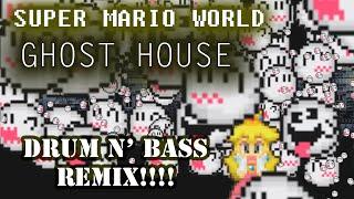Hyperlinc Music -- Donut Ghost House [Super Mario World DnB REMIX!]