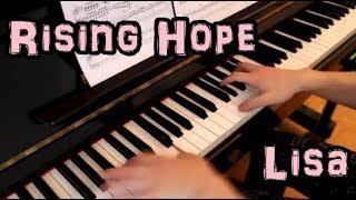 魔法科高校の劣等生 - OP - LiSA - Rising Hope - Piano - The Irregular at Magic High School