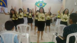 Jesus o Brasil quer te adorar - Labaredas do Espírito