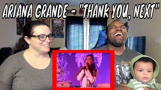 Ariana Grande - Thank u, Next (Live on Ellen / 2018) REACTION