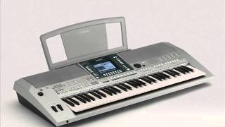 W taką ciszę  UNIVERSE cover Yamaha psr s710