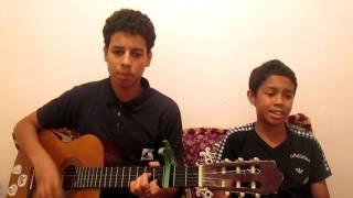 Kader Japonais - Wa 3Lach (Guitar Cover By Nassime & nouamane Bouzargane)  قادرالجابوني - و علاش