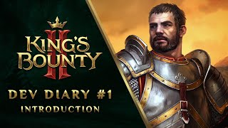 King\'s Bounty II\'s Open-World & RPG Mechanics Showcased in New Dev Diary