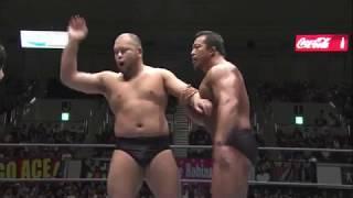 Primeros combates de NJPW DESTRUCTION en Kobe