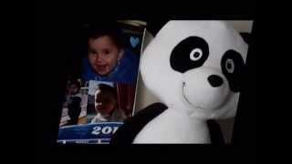 Diego e o Panda -  A Dança do Panda!