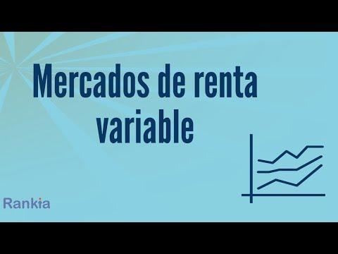 En el siguiente video aprenderemos qué es el mercado de renta variable y cómo funciona.