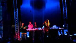 MOJA REC - Sucker Punch HIPHOPJAM 2011 LIVE!!