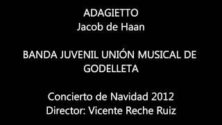 Adagietto Jacob de Haan Banda Juvenil Unión Musical de Godelleta