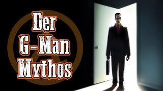 HALF-LIFE! | Mythen und Legenden! | Der G-MAN Mythos!