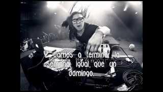 Skrillex y Damian Marley Make it bum dem letra español