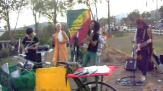 Reggae bands from Thailand (Pai) [Rasta Flower Band ] / Dream of  Jamaica (Live)