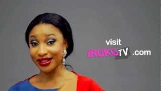 Iroko TV ambassador ad (Tonto Dikeh)