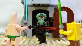 "Lego Spongebob ""Revenge Of The Squid"""