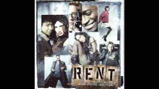 Rent - I'll Cover You (Reprise) (Movie Version Instrumental)