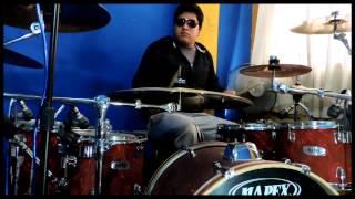 AnDiPaRk - Santo Remedio Cover Drums - Si tu no estas