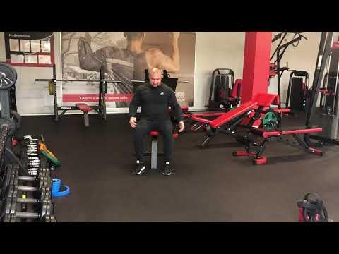 Комплекс упражнений для укрепления суставов