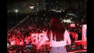 Bharat Bass Festival feat. || TERI MIKO || Chandigarh University || EDM Night