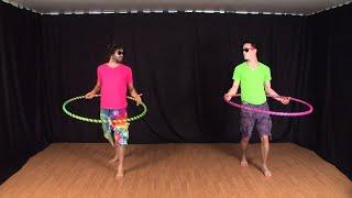 How to Hula Hoop Rap Song by Hoopsmiles