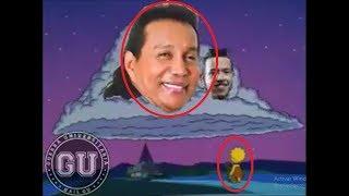 Parodia de Los Simpson con Diomedez diaz LO MEJOR DEL VALLENATO EN PARODIA!!