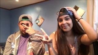 Hola chamacones somos Ari & Luis #PrimerVideo