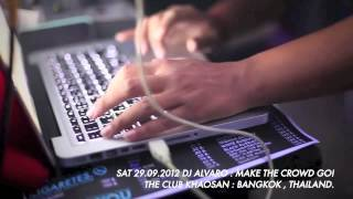 DJ ALVARO : Make the Crowd GO! @The Club Khaosan After Party (Official Video)