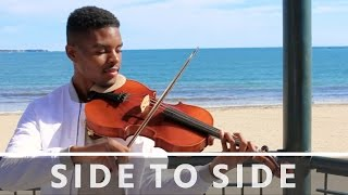Ariana Grande | Side To Side (feat. Nicki Minaj) | Jeremy Green | Viola Cover
