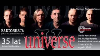 Universe w Radiu Katowice 35 lat