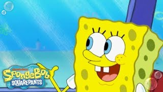 SpongeBob SquarePants | Road Trip Song | Nick
