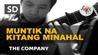 Muntik Na Kitang Minahal - The Company (solo guitar cover)
