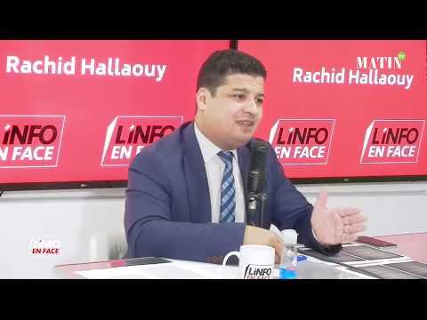 Video : L'Info en Face avec Mehdi El Fakir