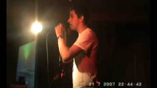 Alexandre canta Tony Carreira