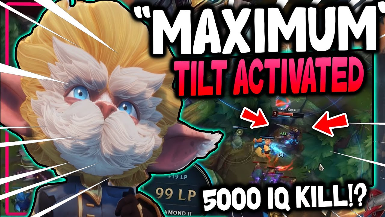 RezoneGAMES - Rank 1 Heimerdinger uses this Level 2 Trick to Tilt JUNGLERS! - League of Legends