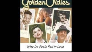 Frankie Lymon - Why Do Fools Fall in Love +LYRICS 5/22