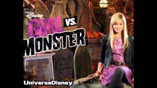 "Olivia Holt - Fearless (Full Song) [from ""Girl vs Monster""] HD"