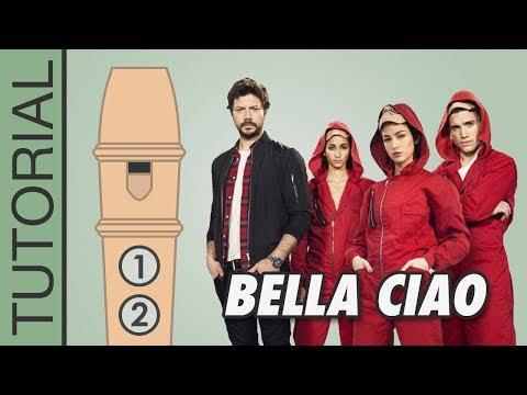 Comment jouer Bella Ciao à la flûte