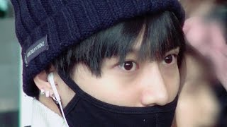 2017년 3월 공항에서 태민 taemin