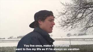 Geh Raus (German + Russian rap)