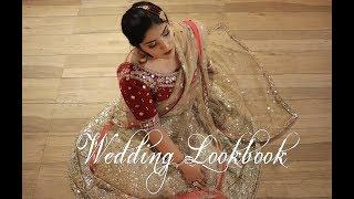 The Big Fat Indian Wedding Lookbook | #TheShaadiSaga | Shreya Jain