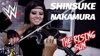 """Shinsuke Nakamura """"The Rising Sun"""" (WWE) 💿en Violín eléctrico!"""