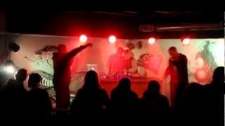 MDM - Muzyka Dla Miasta (Koncert Underground Pub Tychy) part. 1