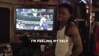 """Lil Wayne """"30 minutes to New Orleans"""" (Tha Carter documentary)"""