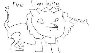 lion king re-mastered