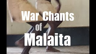 War Songs of Malaita, Solomon Islands